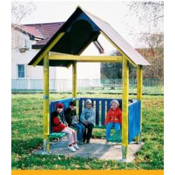 Kerti pavilon (kicsi)