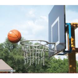 Fali kosárlabda-felszerelés...